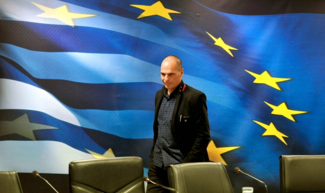 Γ. Βαρουφάκης: ''Είμαι αντίθετος στον φόρο στα ΑΤΜ - Πιέζει πολύ η Τρόικα'' - Κυρίως Φωτογραφία - Gallery - Video