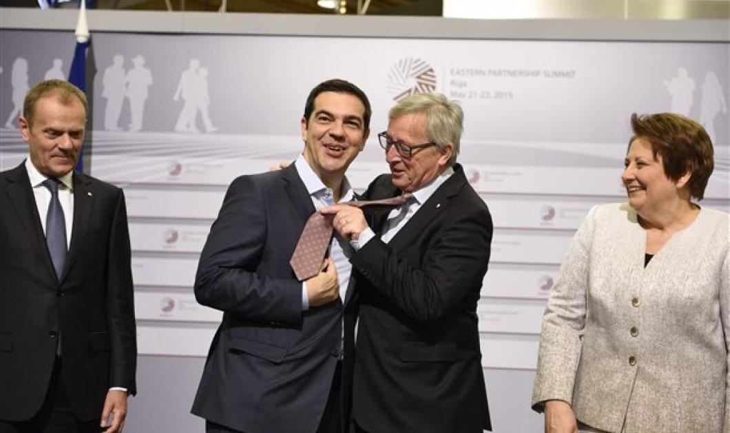 Γερμανικός Τύπος: Η Αθήνα εκτιμά ότι βρίσκεται κοντά σε συμφωνία - Οι Βρυξέλλες διαφωνούν - Κυρίως Φωτογραφία - Gallery - Video