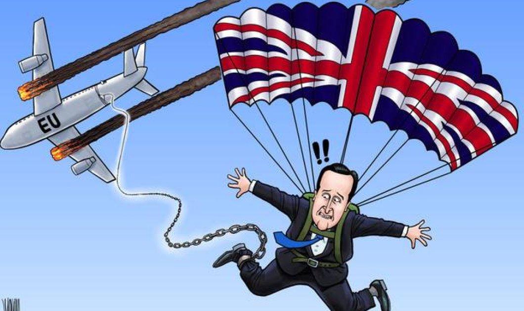"""Η Βρετανία πρέπει να παραμείνει μέλος της Ε.Ε; """"Ναι"""" ή ένα """"όχι""""; Σήμερα ανακοινώνεται το Δημοψήφισμα - Κυρίως Φωτογραφία - Gallery - Video"""