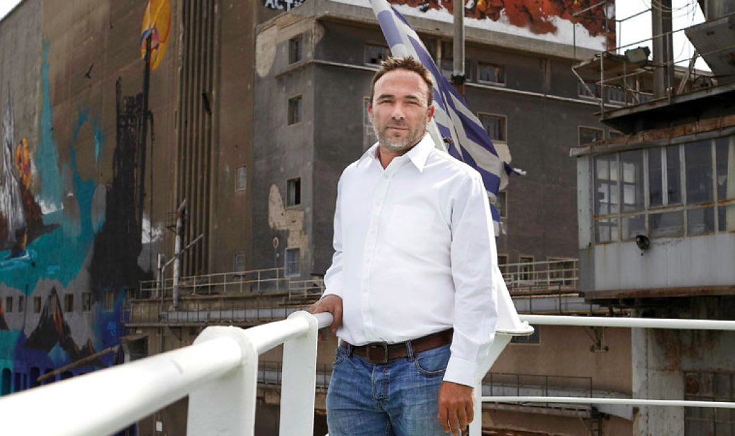 """Ο Δημ. Σύμβουλος Πέτρος Κόκκαλης για όλα: """"Έτσι θ' αλλάξουμε τον Πειραιά, & θα ξαναφέρουμε την θάλασσα στο Μικρολίμανο'' - Κυρίως Φωτογραφία - Gallery - Video"""