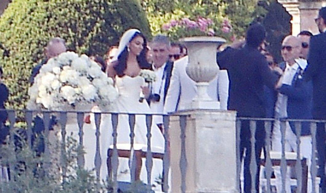 Ο μυθικός γάμος της Ελληνίδας καλλονής Γεωργίας Σάλπα με τον πολυεκατομμυριούχο Joe Penna στο ρομαντικό Πόρτο Φίνο - Κυρίως Φωτογραφία - Gallery - Video
