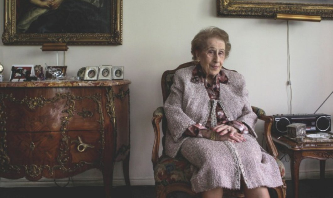 Τοpwoman η 99χρονη γκουρού των μετοχών που έχασε πελάτη μόνο επειδή πέθανε - Κυρίως Φωτογραφία - Gallery - Video
