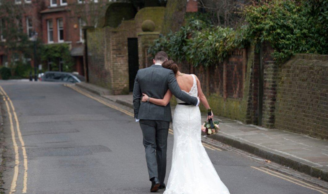 Smile: Το αποκαλυπτικό... ατύχημα της νύφης! (βίντεο) - Κυρίως Φωτογραφία - Gallery - Video