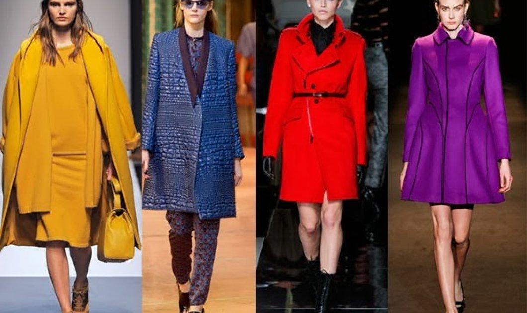 Τα 50 παλτό που πρέπει να δεις πριν αγοράσεις παλτό: Επενδύστε σε γούνες, oversized γραμμές και κάπες, τάσεις που επικρατούν αυτό το χειμώνα! - Κυρίως Φωτογραφία - Gallery - Video