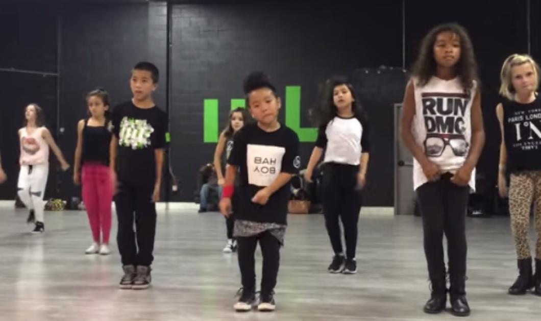 Aidan Prince, o 8χρονος... Μάικλ Τζάκσον που με τα χορευτικά του ξεσηκώνει τους πάντες! Απολαύστε τον! (βίντεο) - Κυρίως Φωτογραφία - Gallery - Video