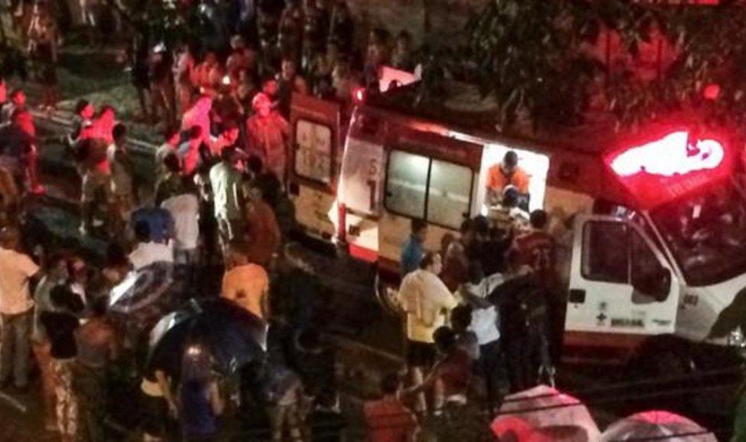 Παραλίγο τραγωδία στη Βραζιλία - 40 τραυματίες από μετωπική σύγκρουση τρένων! (φωτό) - Κυρίως Φωτογραφία - Gallery - Video