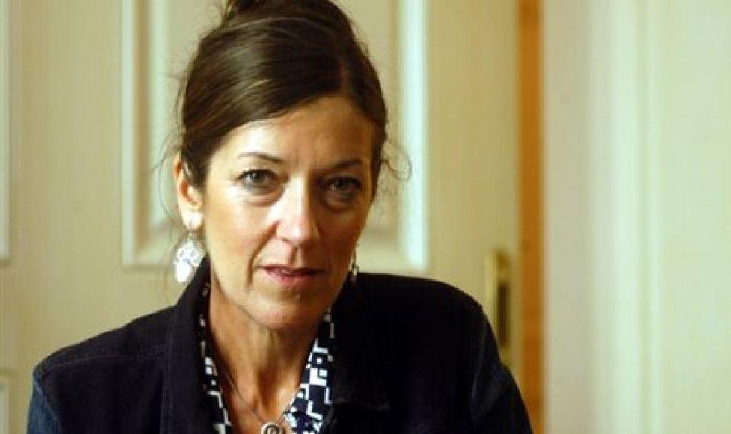 Βικτόρα Χίσλοπ: «Τον Ερντογάν τον φοβάμαι. Είναι δικτάτορας!» - Κυρίως Φωτογραφία - Gallery - Video