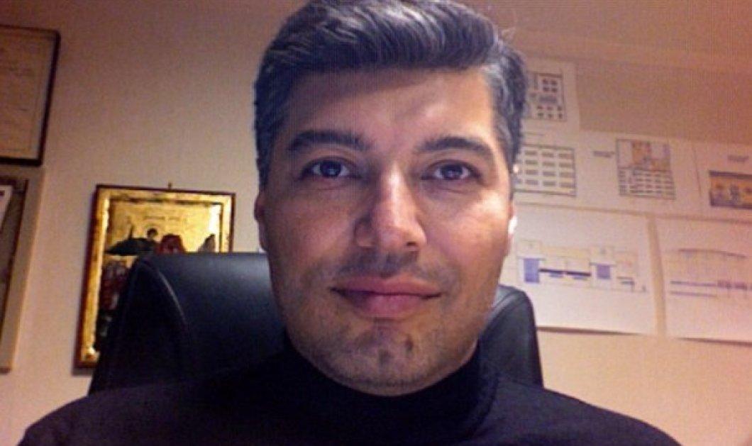 Υποψήφιος με την Νέα Δημοκρατία ο δημοσιογράφος, αρθρογράφος Άγης Βερούτης! - Κυρίως Φωτογραφία - Gallery - Video