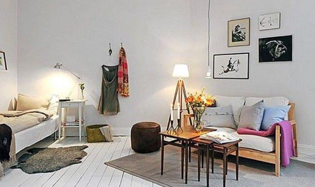 To χρήσιμο tip της ημέρας: 10+1 κολπάκια για να κάνετε το δωμάτιο σας να δείχνει μεγαλύτερο! - Κυρίως Φωτογραφία - Gallery - Video