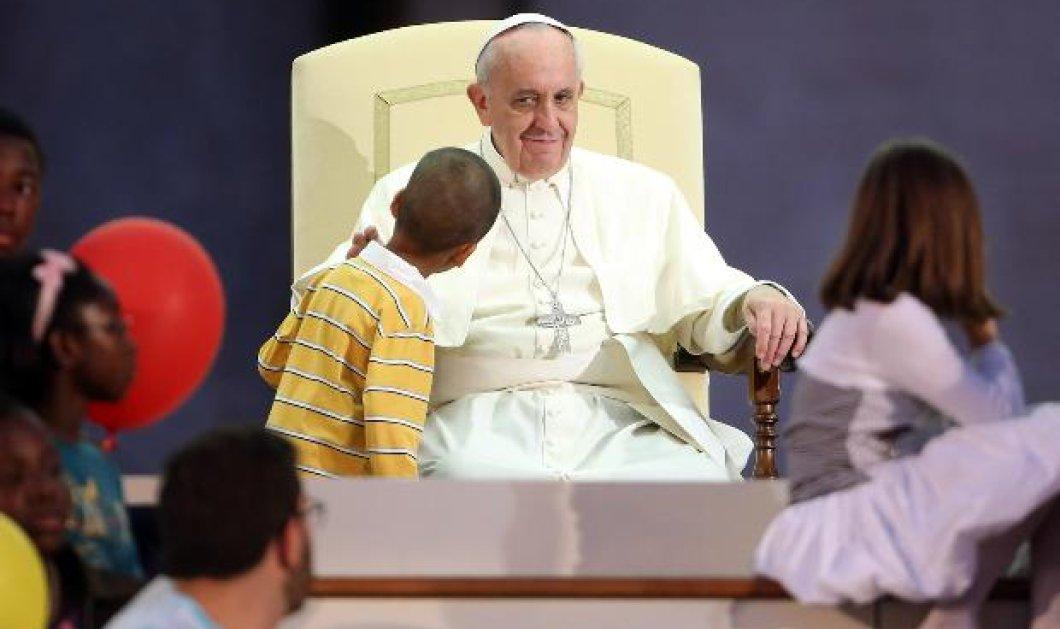 Οι 11 εικόνες του Πάπα Φραγκίσκου από την εφηβεία ως τα χαμόγελα με τον Μέσι & το Λευκό Φαραωνικό Παλάτι του Ερντογάν  (slide show) - Κυρίως Φωτογραφία - Gallery - Video