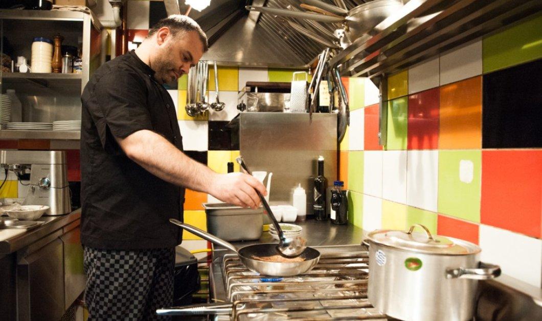 Ο Αντόνιο επέστρεψε στον τόπο του εγκλήματος - 20 χρόνια μετά άνοιξε ξανά το Τutti a tavola, μία τραττορία με εξαιρετικές ιταλικές γεύσεις! - Κυρίως Φωτογραφία - Gallery - Video