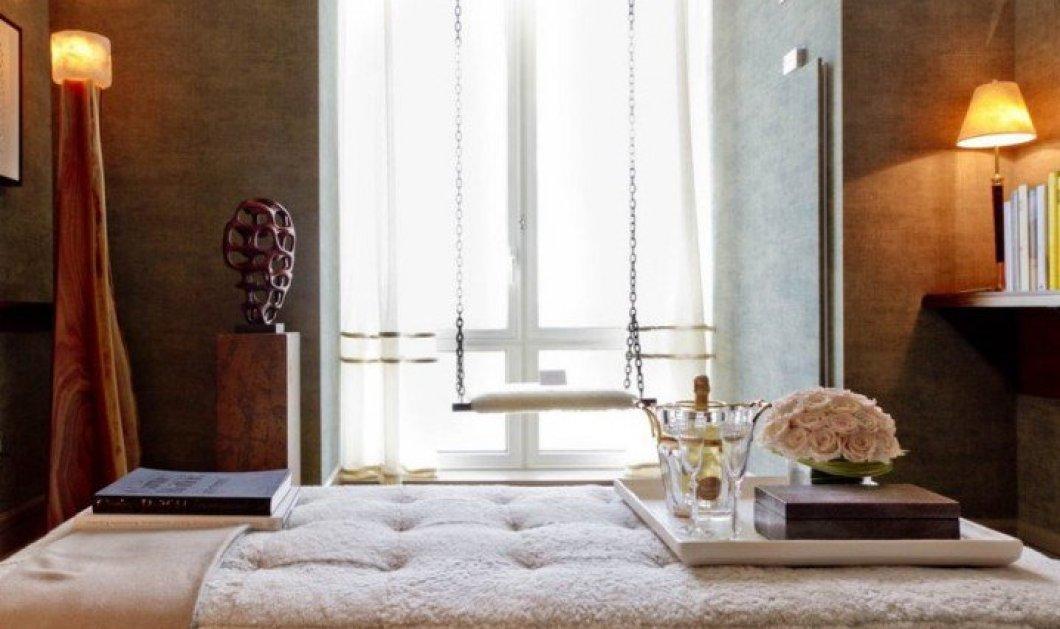15 καταπληκτικές αιώρες εσωτερικού χώρου: Κούνια-μπέλα μέσα στο σαλόνι ή την κρεβατοκάμαρα! The Best! (φωτό) - Κυρίως Φωτογραφία - Gallery - Video