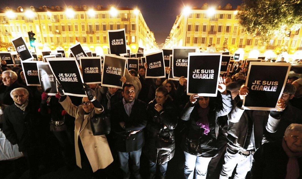 Je suis Charlie Athènes: Στις 5 σήμερα όλοι στο Γαλλικό Ινστιτούτο σε ένδειξη συμπαράστασης και τιμής στους άδικα δολοφονημένους δημοσιογράφους & εργαζόμενους! - Κυρίως Φωτογραφία - Gallery - Video