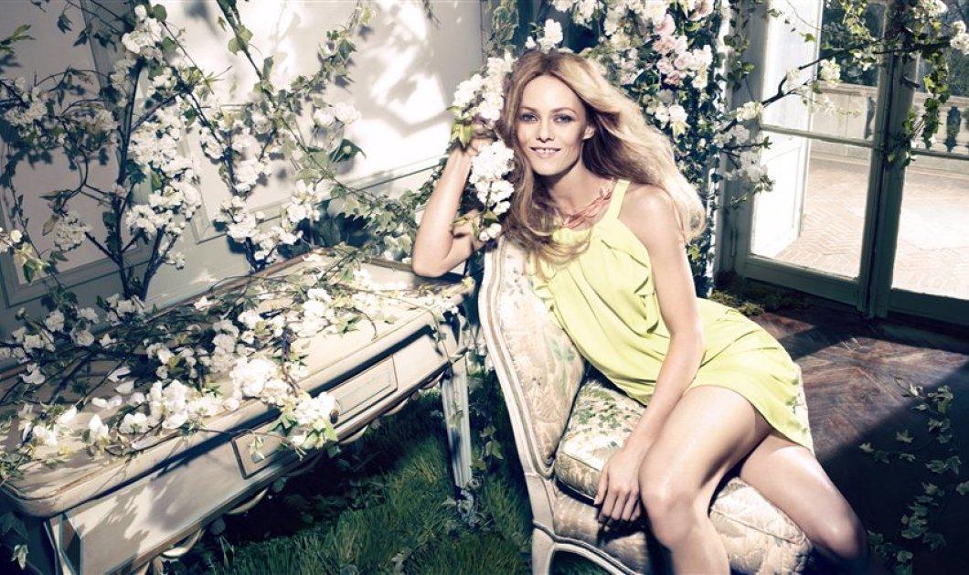 Πανέμορφη και ανοιξιάτικη η Vanessa Paradis πάει γι' άλλα: το νέο πρόσωπο της H & M Conscious - Κυρίως Φωτογραφία - Gallery - Video