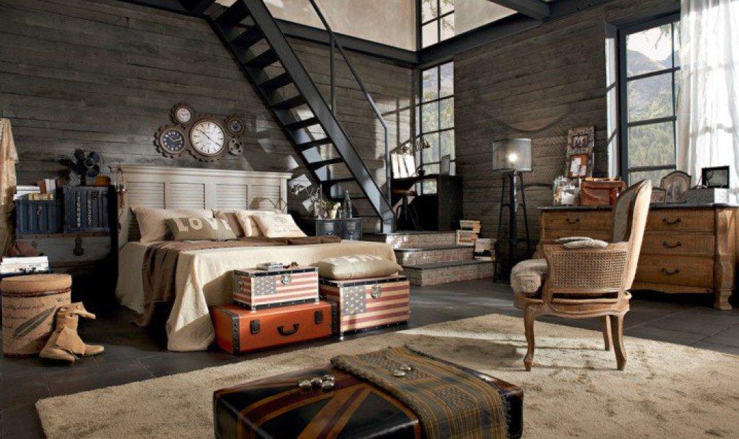 15 ιδέες για κρεβατοκάμαρες που θα απογειώσουν τον ύπνο και τη libido σας: μην κοιμηθείτε, ξυπνήστε!  - Κυρίως Φωτογραφία - Gallery - Video