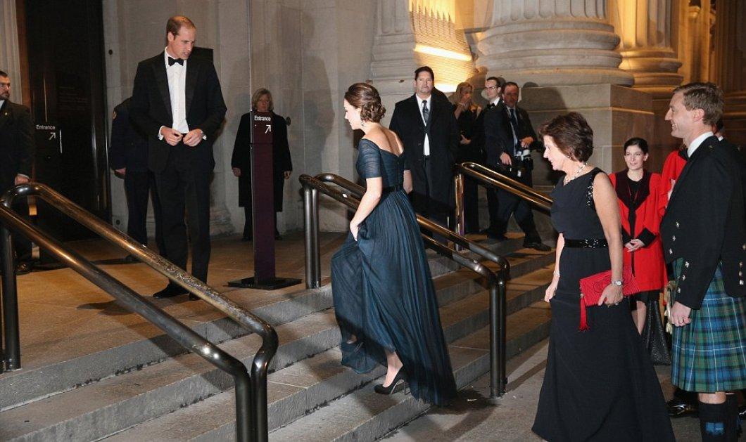 Όλη η γκαρνταρόμπα της Kate Middleton μέσα σε ένα 48ωρο στις ΗΠΑ: Μίνι παλτό, μάξι τουαλέτα και μια έγκυος... απαστράπτουσα! (slideshow) - Κυρίως Φωτογραφία - Gallery - Video