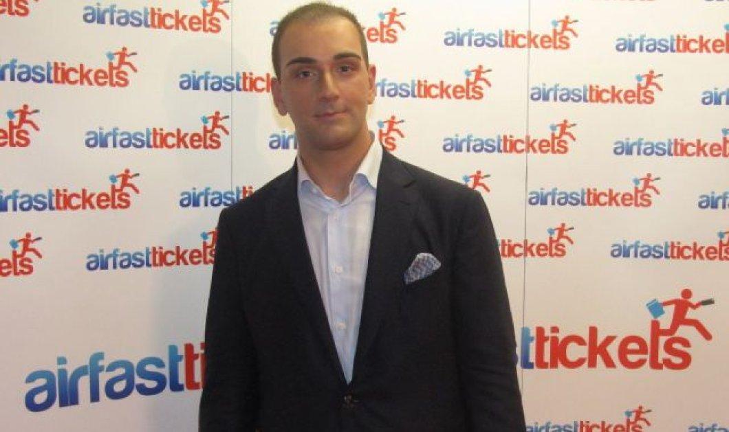 Made o Νίκος Κοκλώνης & το success story του: ''Πως έσωσα την Airfast Tickets ξεκινώντας από μια χαρτοπετσέτα'' - Κυρίως Φωτογραφία - Gallery - Video
