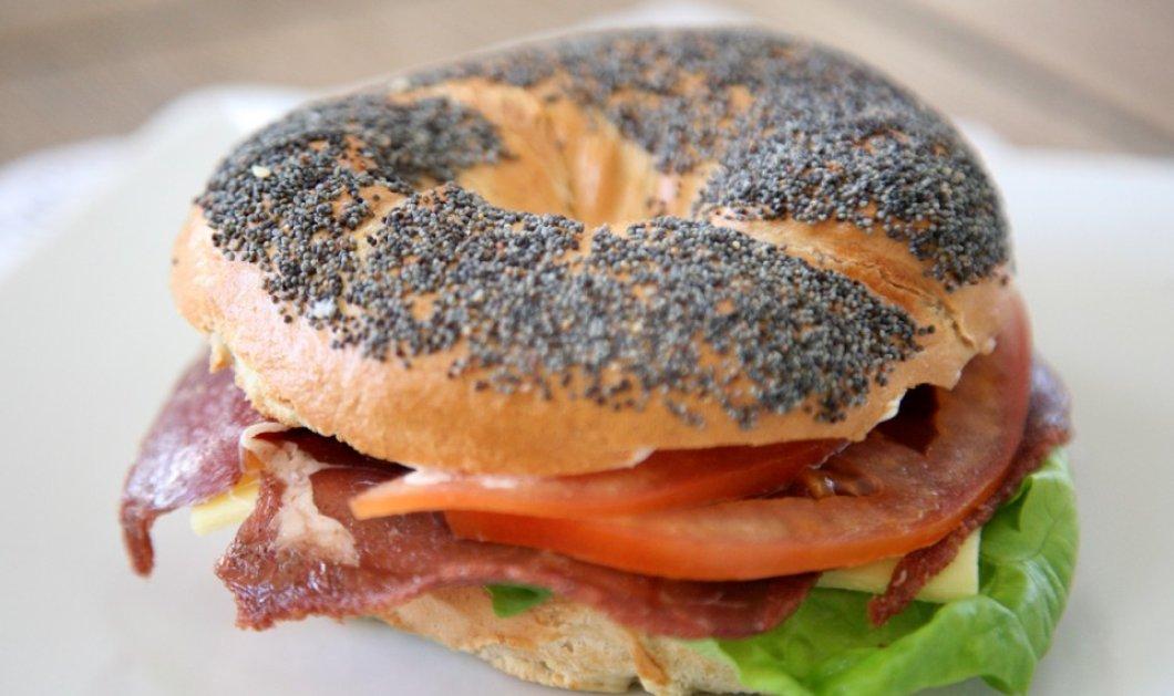 Θέλετε να φάτε Bagels με άρωμα Μανχάταν; το τυπικό νεοϋορκέζικο σνακ βρίσκεται στο κέντρο της Αθήνας! - Κυρίως Φωτογραφία - Gallery - Video