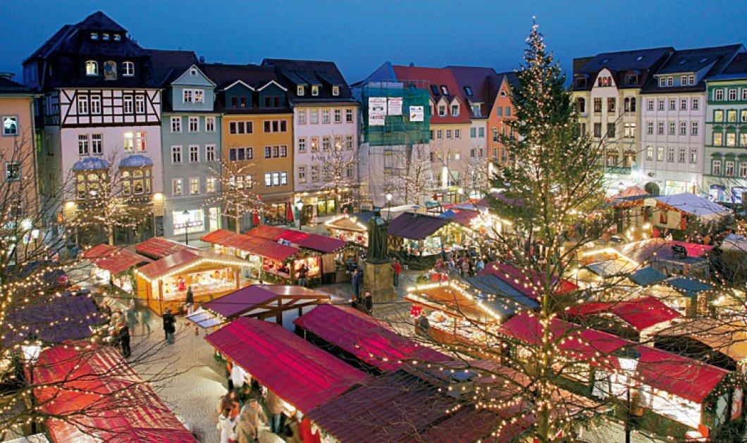 Γερμανία: Handmade Christmas Storie : Urban trendy Βερολίνo, αυτοκρατορικό Αμβούργο νέο μπαρόκ Δρέσδη! - Κυρίως Φωτογραφία - Gallery - Video