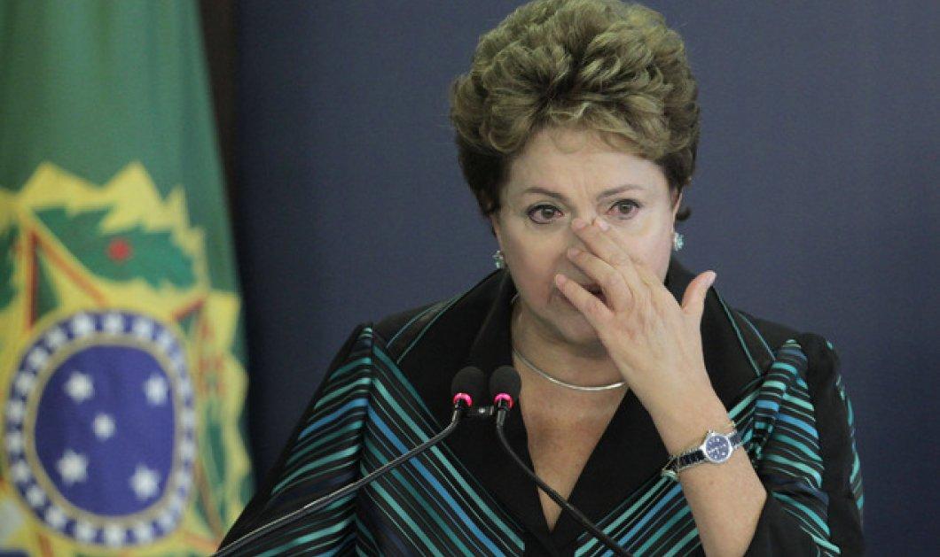 Topwoman η Πρόεδρος Ρούσεφ που έβαλε τα κλάμματα: διάβασε 434 ιστορίες Βραζιλιάνων που βασανίστηκαν ή δολοφονήθηκαν!  - Κυρίως Φωτογραφία - Gallery - Video