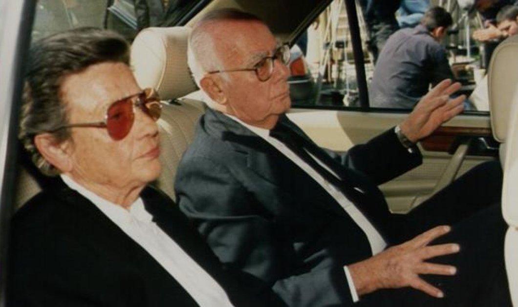 Πέθανε η Λένα Ράλλη, σύζυγος του πρώην πρωθυπουργού Γεωργίου Ράλλη! - Κυρίως Φωτογραφία - Gallery - Video