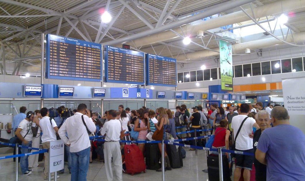 Ελ. Βενιζέλος: Aύξηση επιβατικής κίνησης 24,2 % τον Απρίλιο & το α΄ τετράμηνο - Κυρίως Φωτογραφία - Gallery - Video