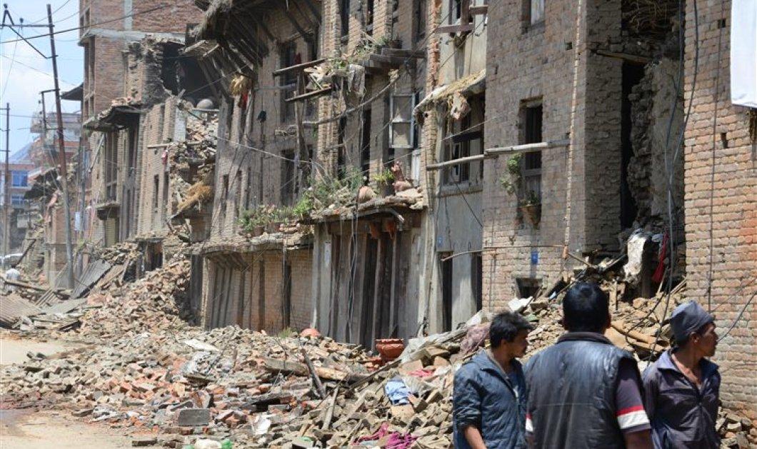 Νεπάλ: Ο Έλληνας σεισμολόγος Ευθ. Λέκκας έστειλε συγκλονιστικές εικόνες & συμπεράσματα από την καρδιά των δονήσεων - Κυρίως Φωτογραφία - Gallery - Video