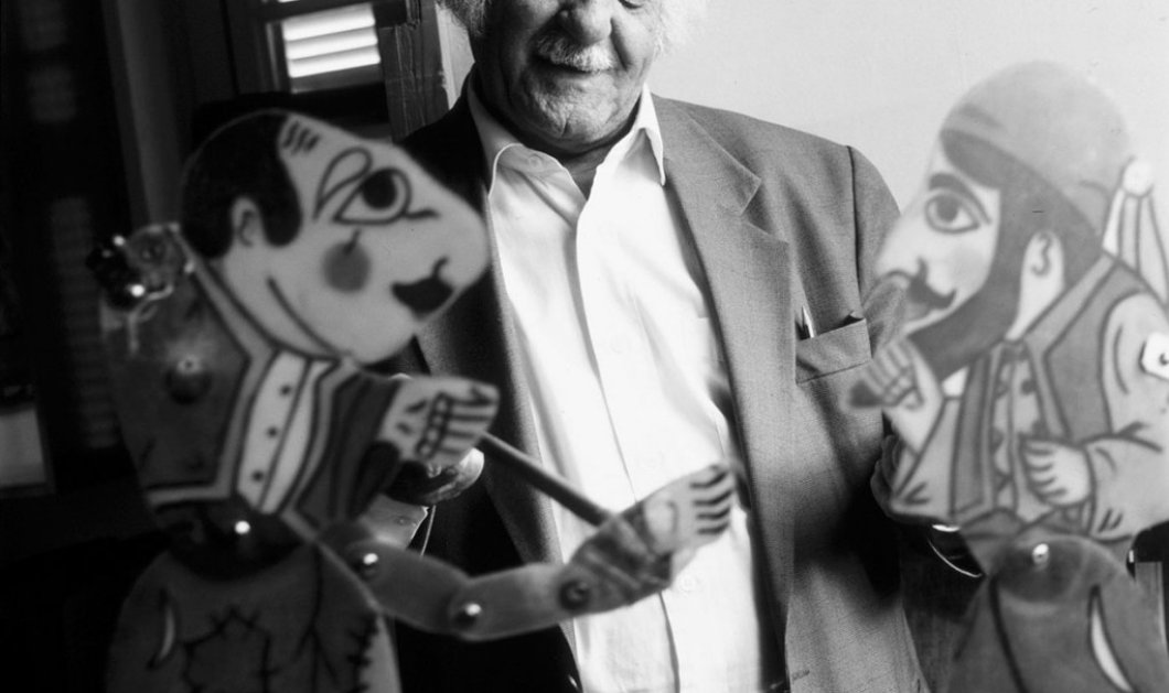 Ευγένιος  Σπαθάρης: Έκανε τον Καραγκιόζη τον πιο αγαπημένο λαϊκό ήρωα που ύμνησε την εξυπνάδα και την ψυχή του Έλληνα - Κυρίως Φωτογραφία - Gallery - Video
