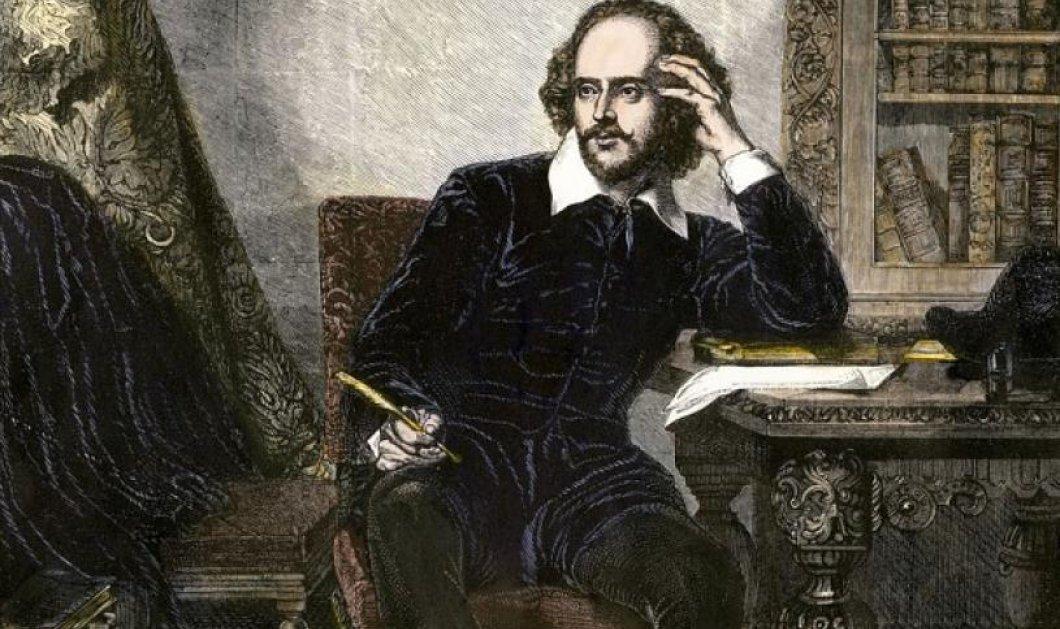 Aποκάλυψη τώρα! Αυτός είναι ο Σαίξπηρ: Η πρώτη & μοναδική απεικόνιση του προσώπου του κορυφαίου δραματουργού - Κυρίως Φωτογραφία - Gallery - Video