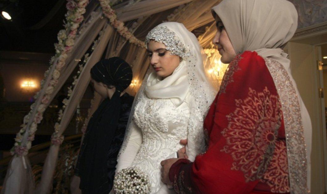 17χρονη κλαίει & υποφέρει την ώρα του γάμου της με τον 47χρονο αρχηγό της Αστυνομίας - Απίστευτες εικόνες - Κυρίως Φωτογραφία - Gallery - Video