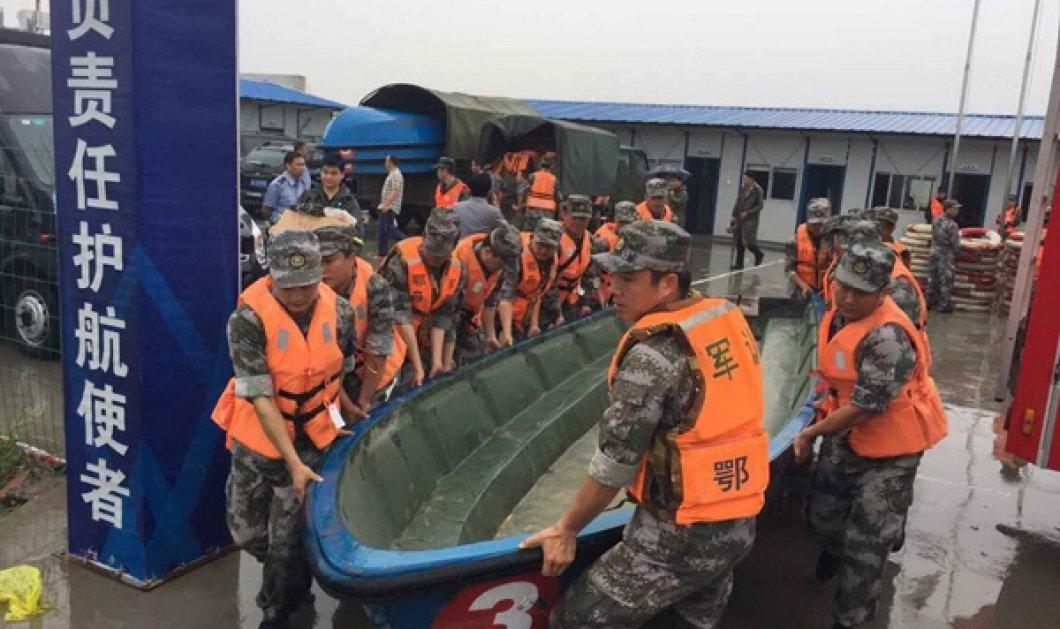 Τραγωδία μέσα στην νύχτα: Βυθίστηκε πλοίο στον ποταμό Γιανγκτσέ της Κίνας με 448 θύματα & μόλις 20 διασωθέντες - Κυρίως Φωτογραφία - Gallery - Video