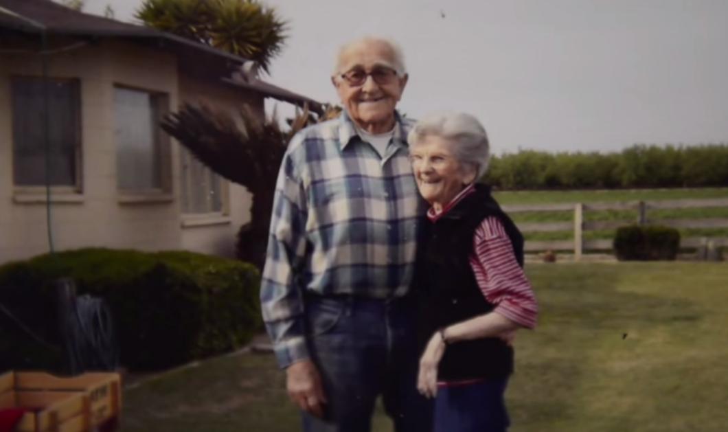 Φλόιντ & Βάιολετ Χάρτγουϊγκ: Η συγκινητική ιστορία του ζευγαριού που ήταν παντρεμένοι για 67 χρόνια & πέθαναν με λίγες ώρες διαφορά, κρατώντας τα χέρια! - Κυρίως Φωτογραφία - Gallery - Video