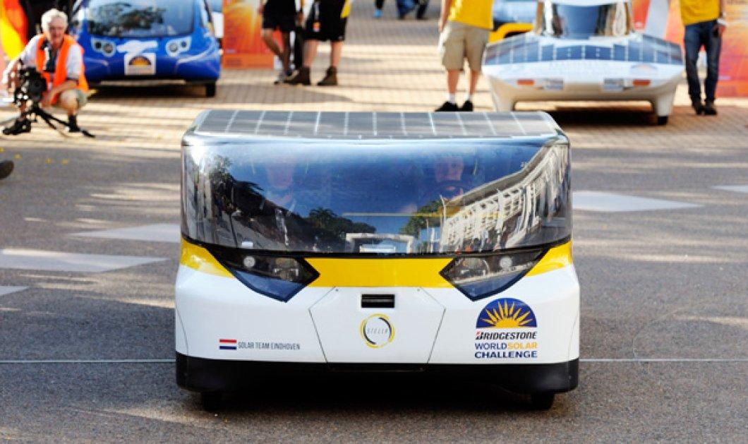 Ιδού το πρώτο οικογενειακό ηλιακό αυτοκίνητο: Ονομάζεται Στέλλα και μπορεί να τροφοδοτήσει με ενέργεια όλο το σπίτι σας! (βίντεο-φωτό) - Κυρίως Φωτογραφία - Gallery - Video
