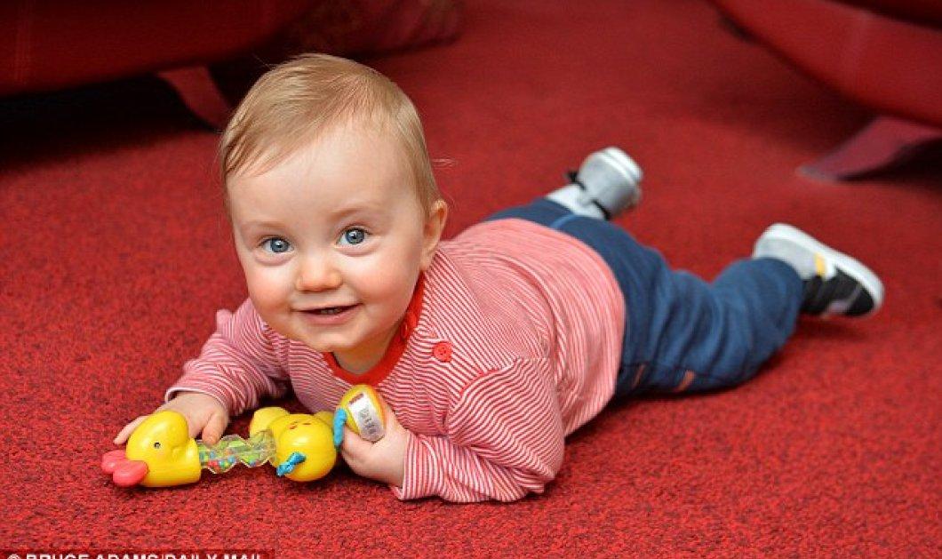 Πρώτη είδηση στην Αγγλία: 46χρονη γέννησε το παιδί του gay γιου της! (φωτό) - Κυρίως Φωτογραφία - Gallery - Video