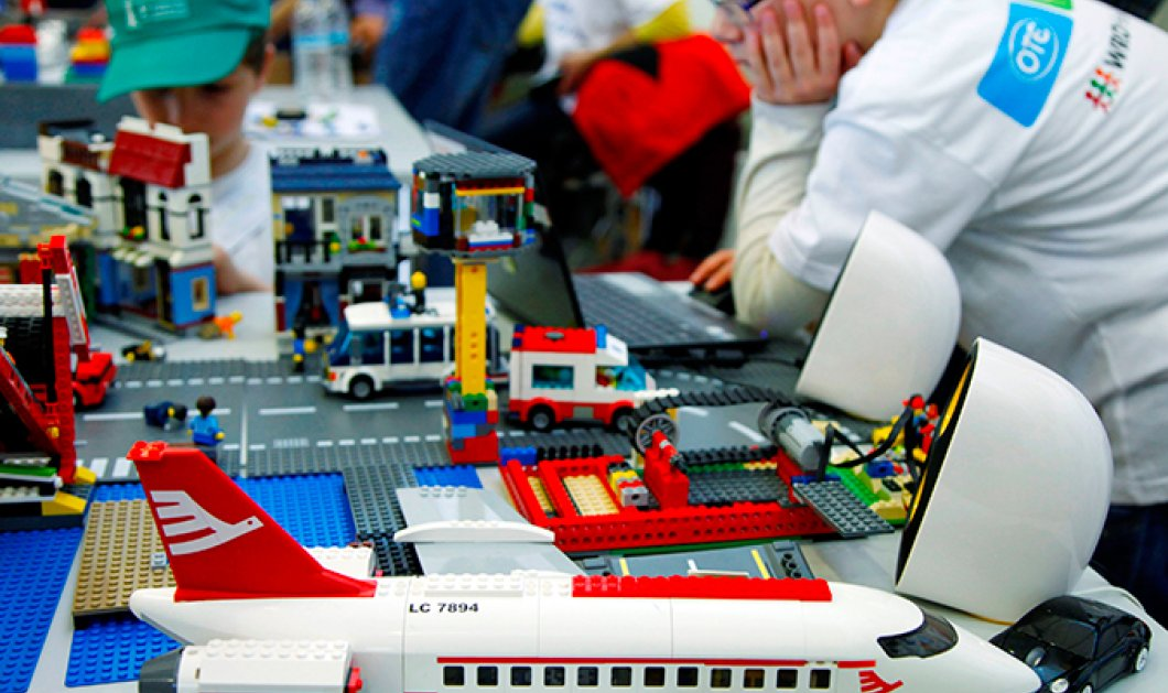 1ος Πανελλήνιος Διαγωνισμός Εκπαιδευτικής Ρομποτικής με την υποστήριξη του OTE και της COSMOTE! - Κυρίως Φωτογραφία - Gallery - Video
