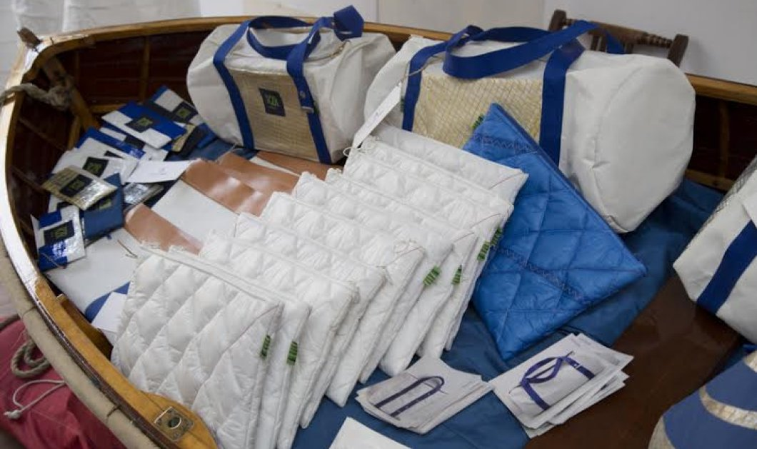 Made in Greece οι Salty Bags: Οι τσάντες που με πάθος έφτιαξαν 3 χαρισματικά Ελληνόπουλα - Νέα collection - Κυρίως Φωτογραφία - Gallery - Video