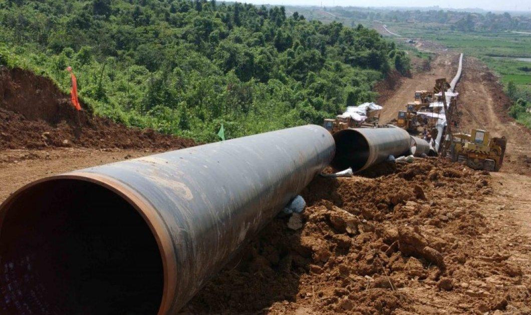 Ζήτημα υφαλοκρηπίδας θέτει η Αλβανία - Στόχος η εμπλοκή για το φυσικό αέριο - Κυρίως Φωτογραφία - Gallery - Video