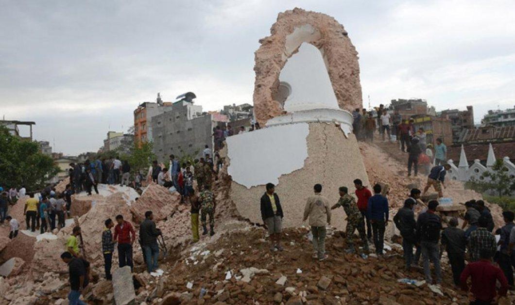 Νέος σεισμός 7,4 Ρίχτερ στο Νεπάλ - Δεν έχουν αναφερθεί θύματα & υλικές ζημιές - Κυρίως Φωτογραφία - Gallery - Video
