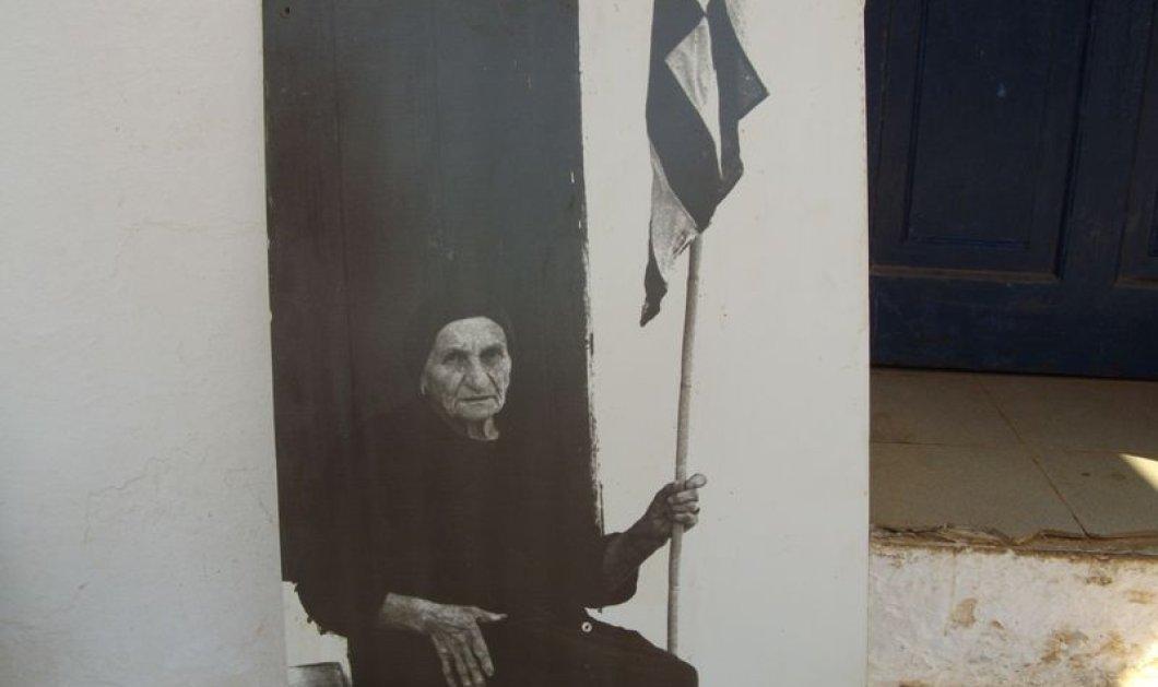 Δείτε: Ο Φρέντυ Γερμανός ζητάει από την Κυρά της Ρώ να ανεβάσει την Ελληνική Σημαία στο βράχο της εσχατιάς της Ελλάδας  - Κυρίως Φωτογραφία - Gallery - Video