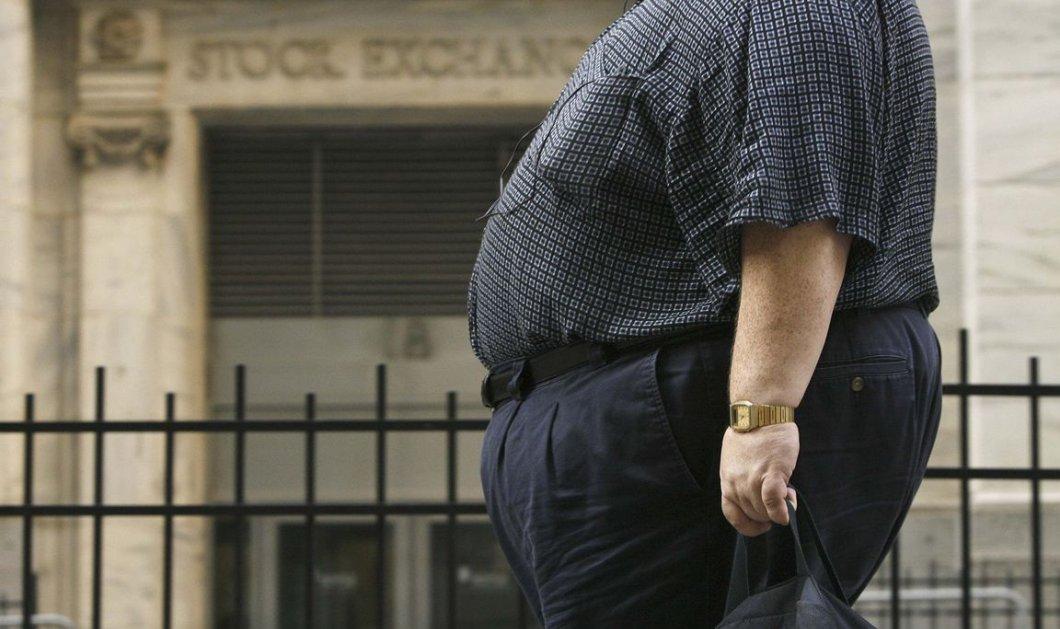 «Αναπηρία» θεωρείται στην Μ. Βρετανία η παχυσαρκία - Οι εργοδότες πρέπει να παρέχουν στους  εργαζόμενούς τους μεγαλύτερα καθίσματα και ειδικές θέσεις πάρκινγκ! - Κυρίως Φωτογραφία - Gallery - Video