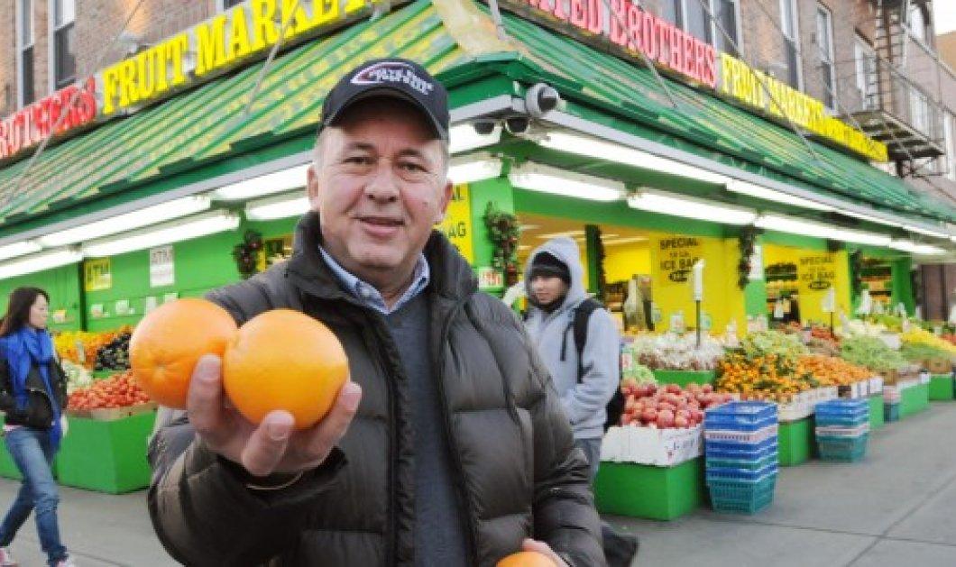 Made In Greece το διάσημο ελληνικό μανάβικο United Brothers στην Αστόρια της Νέας Υόρκης! - Κυρίως Φωτογραφία - Gallery - Video