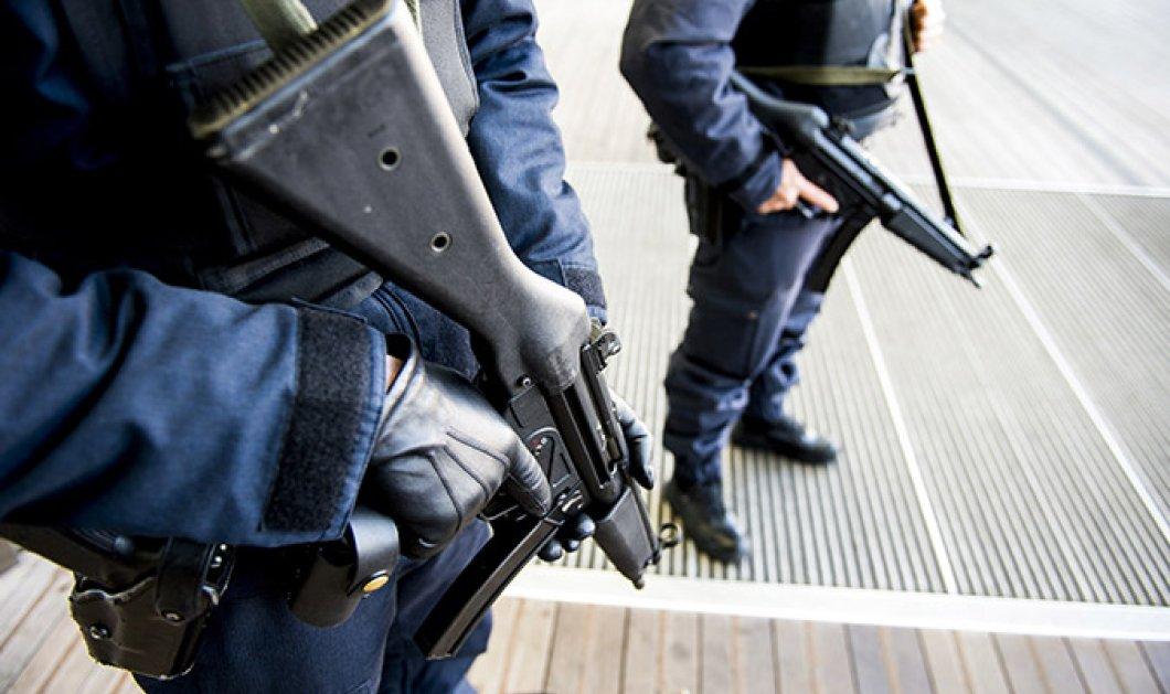 Η ΕΛΑΣ συνέλαβε τον αρχηγό των τζιχαντιστών του Βελγίου; - 4 άνδρες μαροκινής καταγωγής συνελήφθησαν στην Αθήνα  - Κυρίως Φωτογραφία - Gallery - Video