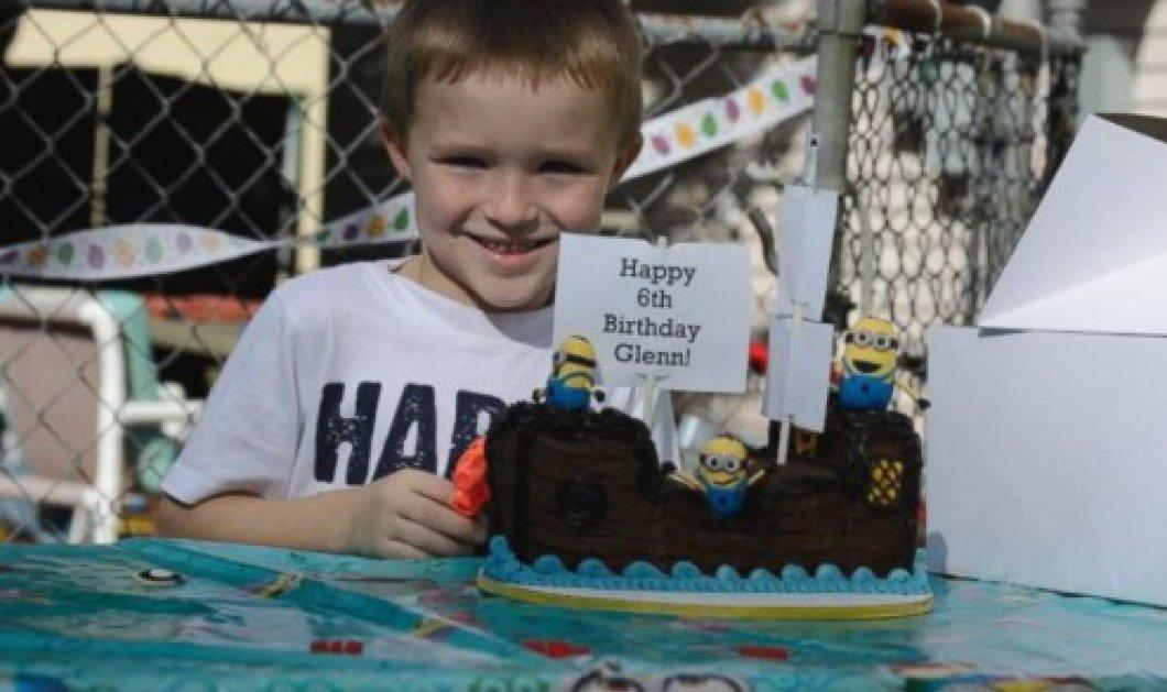 Απίθανο story! Οι συμμαθητές σνομπάρισαν τα γενέθλια του αυτιστικού: Η μαμά κάλεσε στο FB & έγινε χαμός από γείτονες! (φωτό)  - Κυρίως Φωτογραφία - Gallery - Video