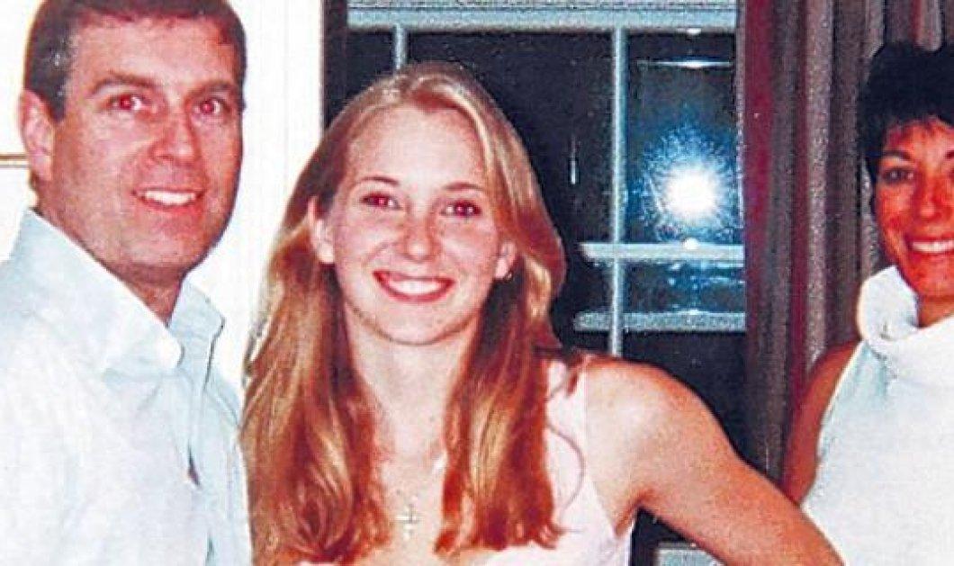 Βιρτζίνια Ρόμπερτς ή Jane Doe  3 - Aυτή είναι η ανήλικη «σκλάβα του σεξ 4488362dc6d