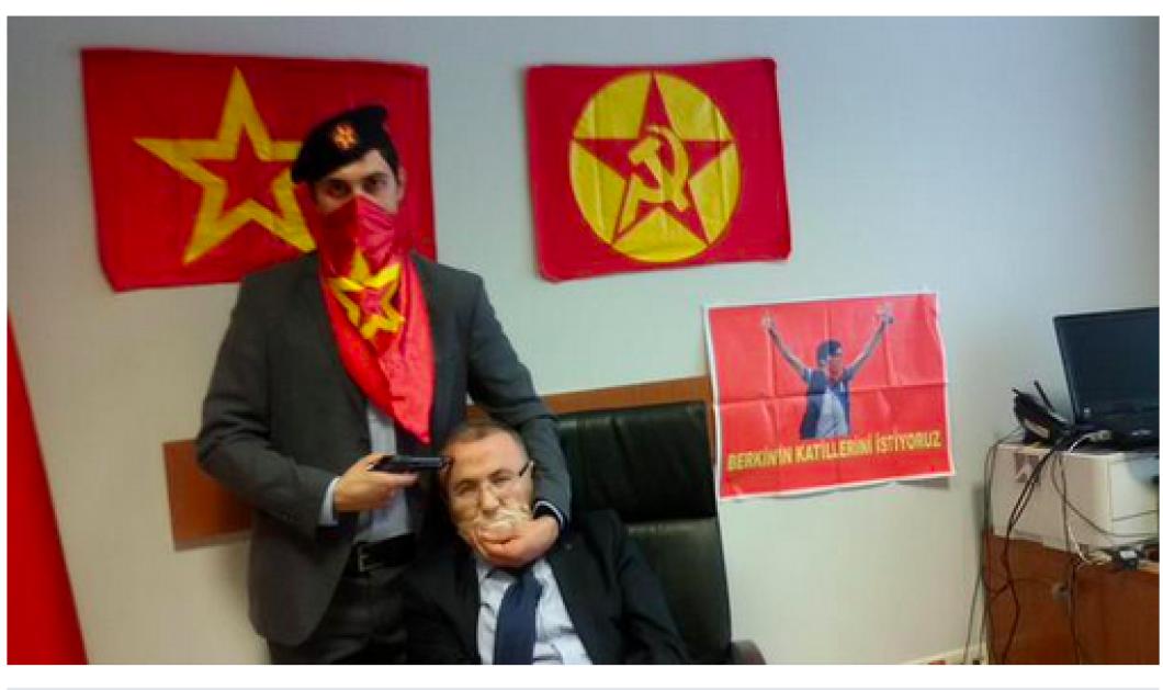 Τουρκία: Όμηρος ενόπλων ο εισαγγελέας της υπόθεσης του Μπερκίν Ελβάν - Φωτογραφίες που σοκάρουν στην δημοσιότητα! - Κυρίως Φωτογραφία - Gallery - Video