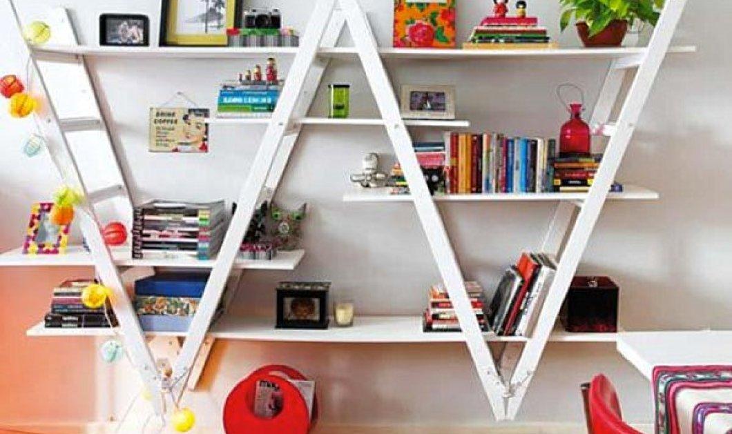 10 εναλλακτικά, όμορφα και πρακτικά ράφια για να δώσετε άλλη πνοή στο σαλόνι σας! Πάρτε ιδέες!  - Κυρίως Φωτογραφία - Gallery - Video