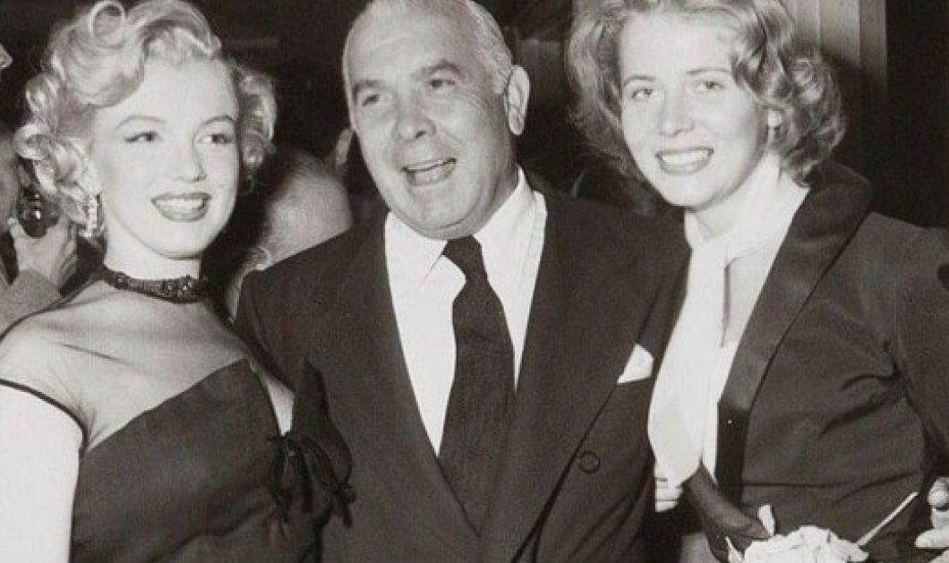 "Vintage Story - Όταν ο Σπύρος Σκούρας βοσκός από την Ηλεία ""έσωσε"" το Χόλιγουντ - Βρέθηκε στο τιμόνι της 20 Century Fox και ''ανθισε'' την τηλεόραση! (Φωτό) - Κυρίως Φωτογραφία - Gallery - Video"