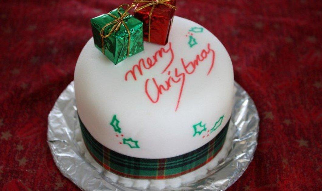 Ho ho ho: Φανταστικά Χριστουγεννιάτικα κέικ & τούρτες: Χαρούμενοι Άι Βασίληδες & ζαχαρωτά δεντράκια για τη μαγεία των ημερών! (slideshow) - Κυρίως Φωτογραφία - Gallery - Video