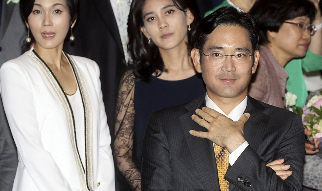 Λι Τζάε Γιονγκ: Ο νέος ισχυρός άνδρας της Samsung, κρατάει στα χέρια του το 25% του ΑΕΠ της Ν. Κορέας! (Φωτό) - Κυρίως Φωτογραφία - Gallery - Video