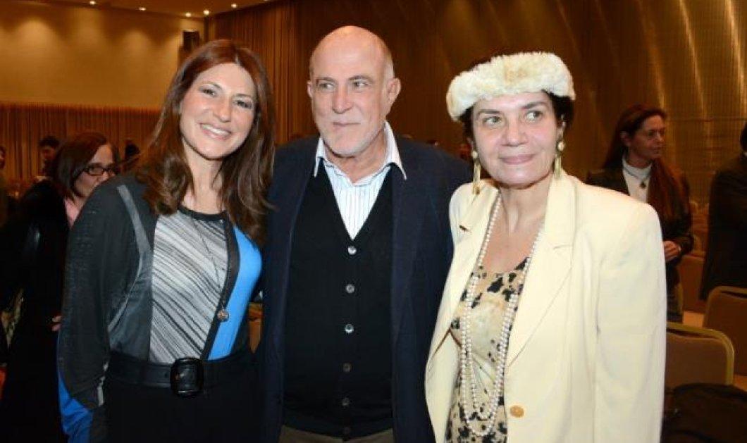 Tι είπαν στο Eirinika ο Γιώργος Βότσης, η Λένα Παγώνη, ο Μάκης Μάτσας και Ελένη Σαμαράκη για τον Σεραφείμ Φυντανίδη!   - Κυρίως Φωτογραφία - Gallery - Video